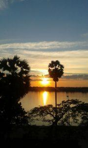 panorama sul mekong zingaro di macondo