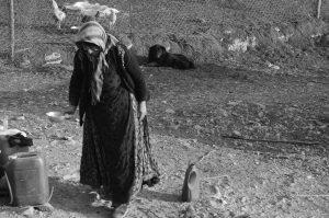 Iran donna Qashqai