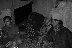iran famiglia qashqai