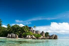 La Digue Seychelles Anse Source d'Argent