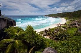 La Digue Seychelles foresta pluviale