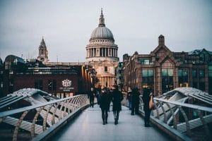 londra le 10 città più visitate nel 2019