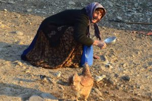 donna iraniana