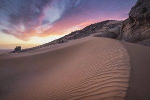 il deserto del sahara zingaro di macondo