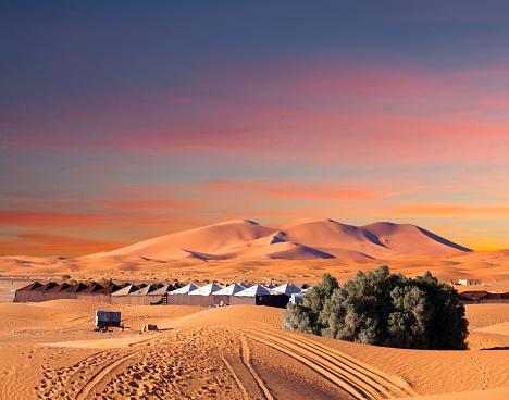 in marocco il deserto è dei berberi