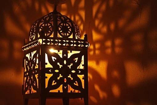 Lanterna marocchina Zingaro di Macondo