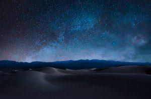 Stelle del deserto Zingaro di Macondo