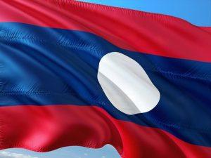 Bandiera Laos Zingaro di Macondo