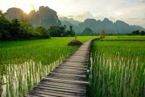Paesaggio Laos Guida e consigli per il Laos Zingaro di Macondo