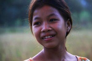 Sorriso Laos Zingaro di Macondo
