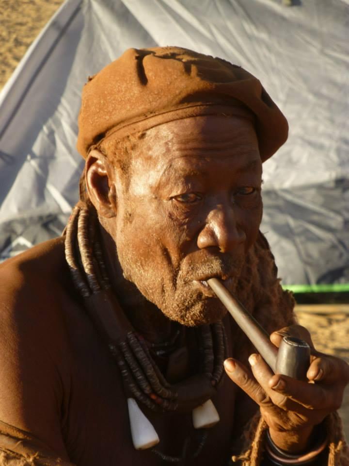 Etnia Himba pastori semi nomadi della Namibia Zingaro di Macondo