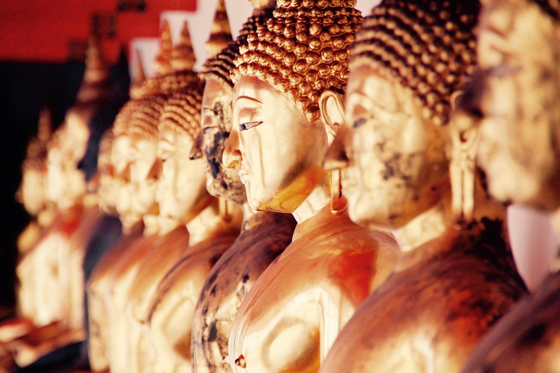 Bangkok la città degli angeli e Chinatown Zingaro di Macondo