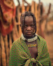 chi sono gli himba, pastori nomadi della Namibia Zingaro di Macondo