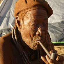 Himba pastori nomadi della Namibia Zingaro di Macondo