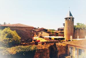 Carcassone la città fortificata