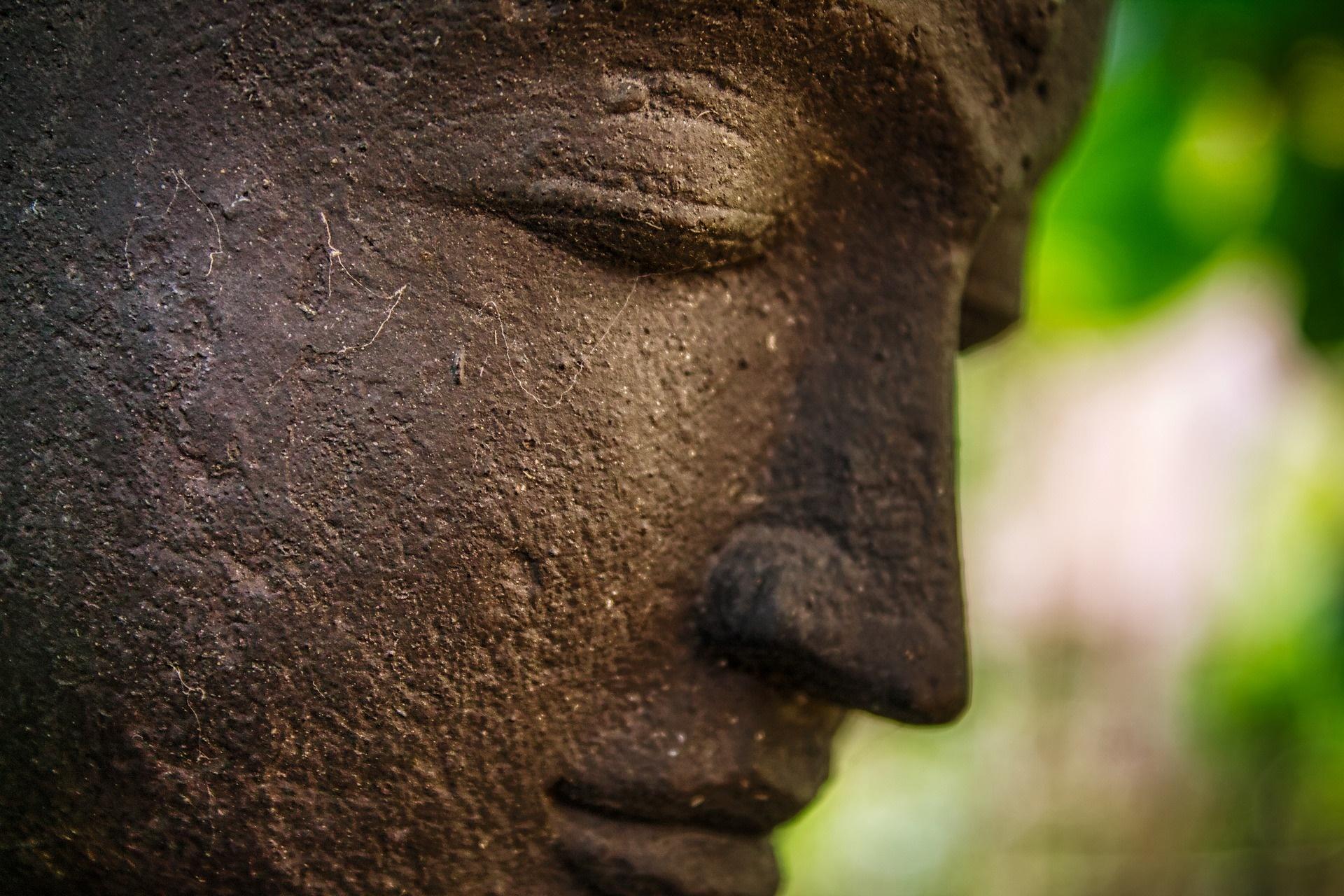 Buddismo meditazione silenziosa Zingaro di Macondo