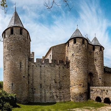 Storia della fortezza di Carcassonne Zingaro di Macondo